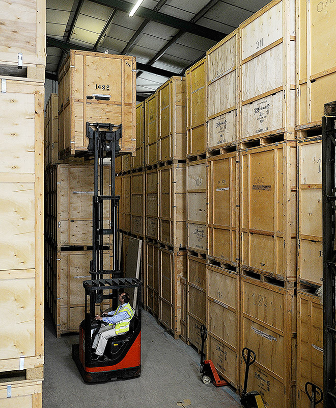 Residential and commercial storage services in North Norfolk
